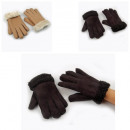 wholesale Shoes: Gloves for men in 2 colors