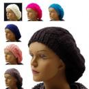 ingrosso Cappelli: Cappello inverno lavorato a maglia
