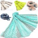 wholesale Scarves & Shawls: Scarves Loop Scarf in 5 colors