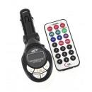 hurtownia Akcesoria samochodowe: Samochodowy transmiter MP3 FM