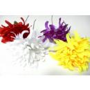 Kwiat sztuczny, chryzantema