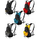 Sport-Rucksack mit  Platz für Fahrradhelm