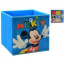 STORAGE BOX 31X31X31 REMATE Mickey