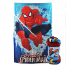 blancket CORAL 95 X 150 Spiderman