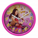LUNA WALL ROUND CLOCK