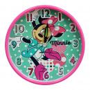 ALARM CLOCK REDONDO Minnie