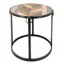 wholesale Music Instruments: Low round coffee  table Model Bafana 50 x ø50