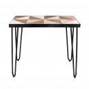 Set de 3 tables rectangulaires Bafana Modèle 85 x