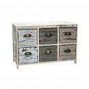 grossiste Boutique et équipement d'entrepot: longue armoire 6  tiroirs  différentes ...