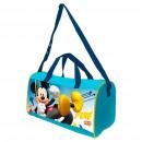 Sports bag 38x20x23 cms. Mickey