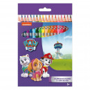 Colored pencils 18 pcs. in box Paw Patrol