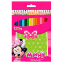Colored pencils 18 pcs. Minnie Box