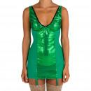ingrosso Abbigliamento erotico: Lingerie - Corpo Dayane Verde
