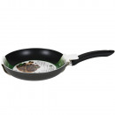 wholesale Houshold & Kitchen: Frying pan 24 cm  Classic style Black - All types o