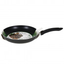 wholesale Houshold & Kitchen: Frying pan 26 cm  Classic style Black - All types o