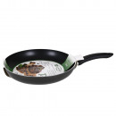 wholesale Houshold & Kitchen: Frying pan 30 cm  Classic style Black - All types o