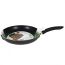 wholesale Houshold & Kitchen: Frying pan 28 cm  Classic style Black - All types o