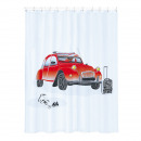 wholesale Parasols & Pavilions: BATHROOM CURTAIN  POLIESTER180X200 SUNRELS  2CV