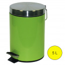 Pedaalemmer groen metallic 5L