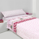 wholesale Bedlinen & Mattresses: Game of Fitted  Sheets princesses kukuxumusu for be