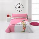 2-teilige Bettwäsche pink panther - für Betten d