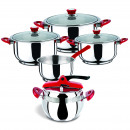 wholesale Microwave & Baking Oven: Bergner 7-pc. Cookware and pot