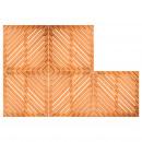 wholesale Heating & Sanitary: Set of waterproof  wooden decks: 5 units