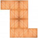 wholesale Heating & Sanitary: Waterproof wood  flooring set: 10 units