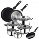 wholesale Microwave & Baking Oven: 8 piece sip  kitchenware (two buckets + three or