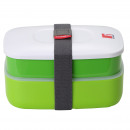 wholesale White Goods: 2 LAYER SET  RECTANGULAR  HERMETICO 1200ML + ...