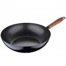 wholesale Houshold & Kitchen:GEO STEEL WOK 30X7.8CM
