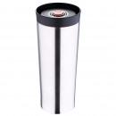 wholesale Thermos jugs: TERMO MUG 480ML  STAINLESS STEEL C / BUTTON PUSH BU