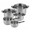 wholesale Microwave & Baking Oven: 8-piece cookware:  ø16 cm buckets (1.6 l