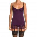 wholesale Erotic Clothing:Body Daisy Purple