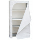 Shelf case 1800x900x300 WHITE
