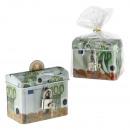 Money box treasure chest