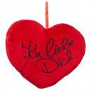 mayorista Artículos de regalo: Almohada de corazón Ich liebe dich L ...