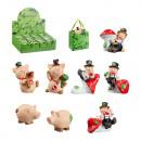 mayorista Artículos de regalo: Amuleto de la suerte en bolsa de regalo, 8- veces