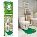 Toilette da golf, 8 pezzi