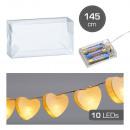 groothandel Lichtketting: LED kerstverlichting harten, wit, ca. ...
