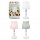 Lampe de table LED, 3 / s, hauteur env.25cm