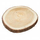 wholesale Garden Equipment: Tree slice, small, about 29cm