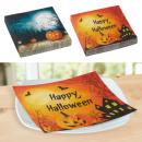 groothandel Woondecoratie: Halloween -servetten, VE = 20 stuks, 2 stuks ...