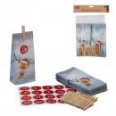 Advent calendar craft set Reindeer Ole , 72 piece