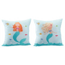 wholesale Dolls &Plush: Pillows , Mermaid, 2- times assorted , approx 40x4