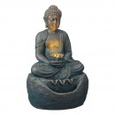 LED fountain, Buddha , round, OUTDOOR, approx. 47c