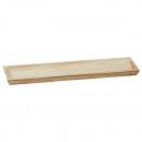Decoratief dienblad van hout, klein, ca. 63cm bree