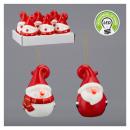 Décorations pour sapin de Noël LED XMAS, 2- fois a