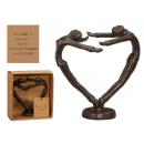 nagyker Szobrok és figurák: Kialakítási szobor szerelem , kb. 4,2 cm magas