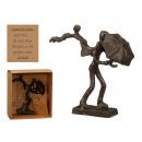 nagyker Szobrok és figurák: Kb. 4 cm magas Együtt tervez szobor